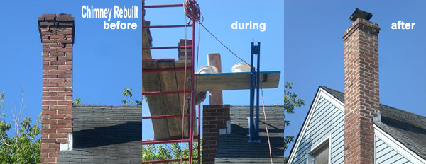 Examples of Common Chimney Repairs