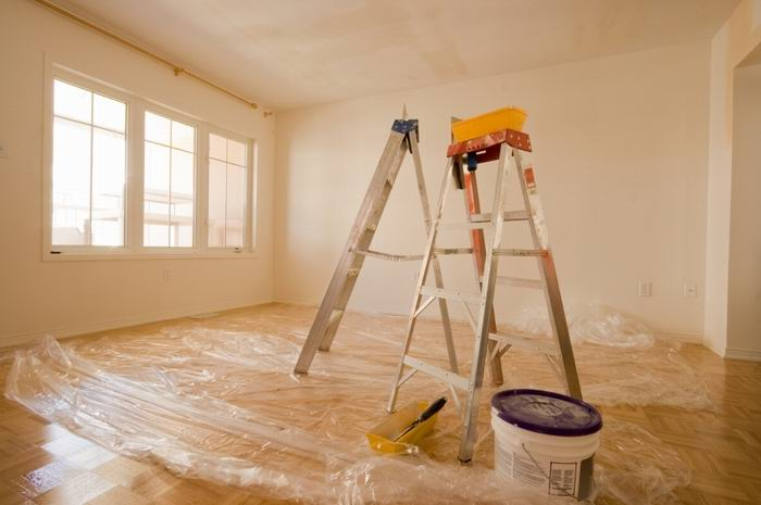 Examples of Drywall Repair
